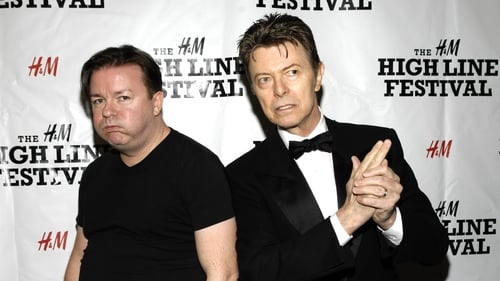 Gervais and Bowie