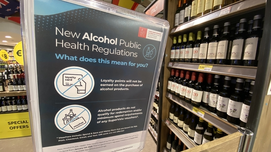 New regulations restrict price promotions of alcohol