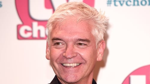 """Phillip Schofield: """"Eamonn and Ruth were brought into the conversation much later but they were as obviously as gracious as you would expect them to be that I needed to nick 10 minutes of their show."""""""