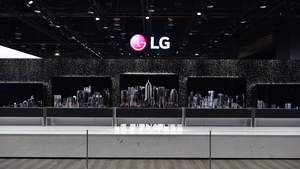Tech giant LG has launched its new autonomous robot at this year's virtual CES