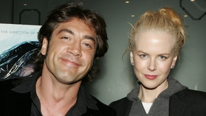 Javier Bardem and Nicole Kidman (pictured in Los Angeles in 2005)