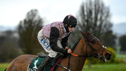 Bob Olinger features in the rescheduled Lawlor's Of Naas Novice Hurdle