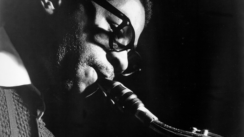 Tenor saxophonist Joe Henderson circa 1970