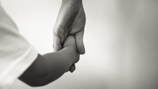 The report describes how Ireland was late in introducing formal legal adoption (Stock image)