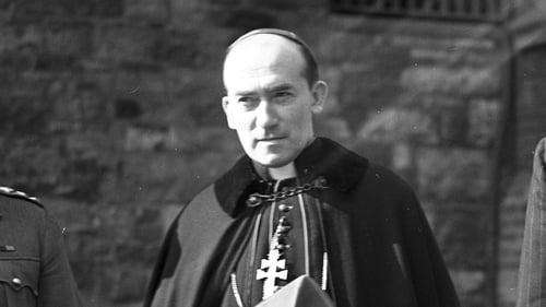 Archbishop John Charles McQuaid put St Patrick's Guild and all its component parts in the charge of the Irish Sisters of Charity in 1941