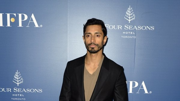 """Riz Ahmed: """"I think it's the first time I've ever mentioned it in an interview""""."""