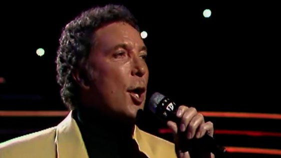 Performer Tom Jones