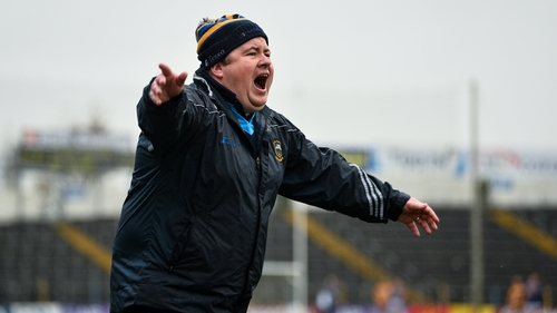 David Power led Tipperary to a long-awaited Munster title in his first season in charge