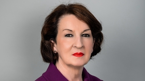 Rose Hynes, Chairperson of the Irish Aviation Authority and former Chairperson of the Shannon Group.