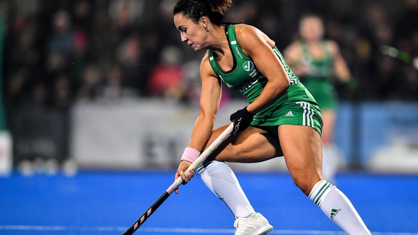 Anna O'Flanagan has been one of Ireland's most consistent performers in recent years