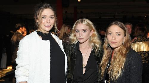 Elizabeth, Mary-Kate and Ashley Olsen