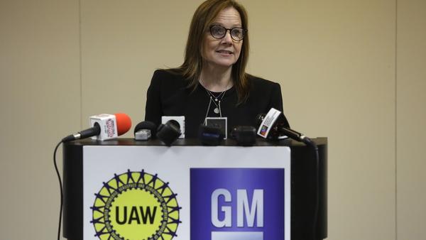 Mary Barra, CEO of General Motors