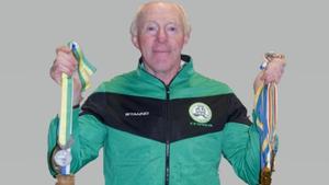 James Kehoe has won nine World Games medals