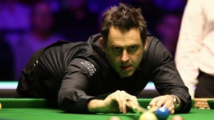 Ronnie O'Sullivan was 5-3 down but Ding could not finish off his opponent
