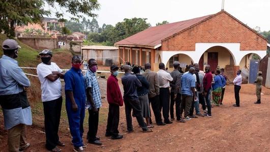 Bobi Wine seeks victory in Uganda General Election