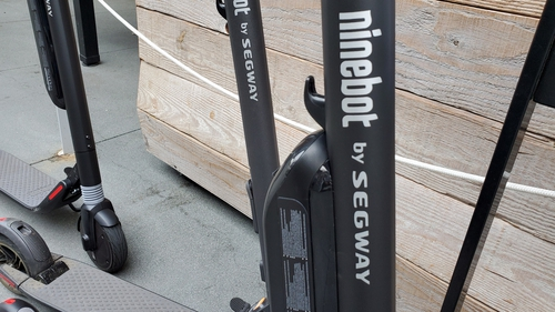 Micromobility remains a hot topic at CES with the showcasing of the Segway Ninebot