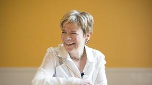 Conductor Marin Alsop (Pic: Adriane White)