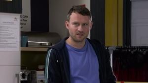 Peter Ash plays Paul on Coronation Street