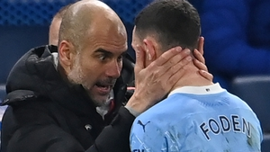 Pep Guardiola handed Phil Foden his fourth successive start against Brighton
