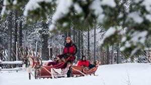 A winter wonderland awaits the World Rally Championship