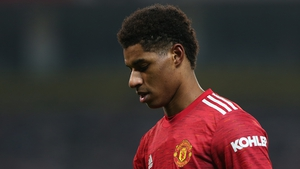 """Marcus Rashford: """"We are at the beginning of what I see as a long journey."""""""