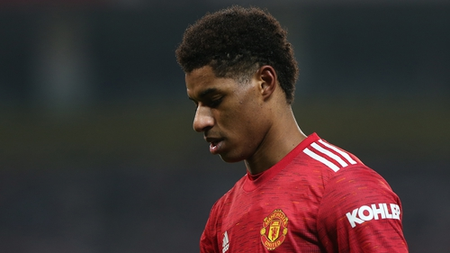 "Marcus Rashford: ""We are at the beginning of what I see as a long journey."""