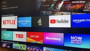 The discovery+ app will be added to the Amazon Fire interface