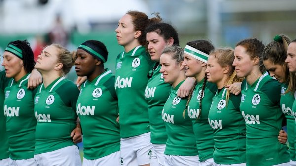 Ireland have played just one game in the 10 months