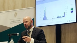 'what we are seeing in this wave is different to what we have seen since springtime, and perhaps worse,' Prof Philip Nolan said