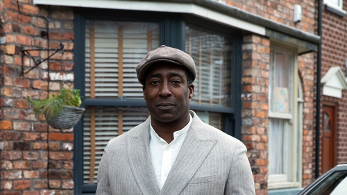 Vinta Morgan is set to play Ronnie Bailey on Corrie