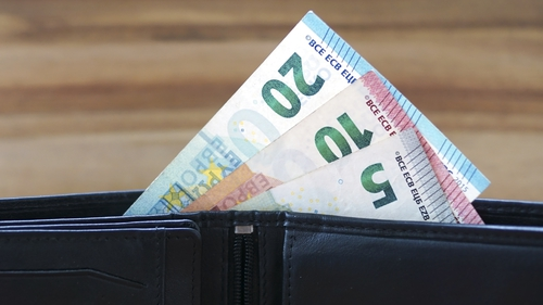 Prices in the euro zone rose by 0.2% on the month in January and 0.9% from last year, new figures show