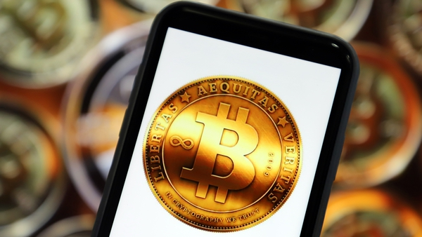 Bitcoin was off nearly 3% at $61,490 against the dollar after news of the Turkish ban