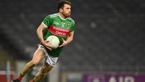 Mayo's clash with Down is one of the first games up on GAAGo this year