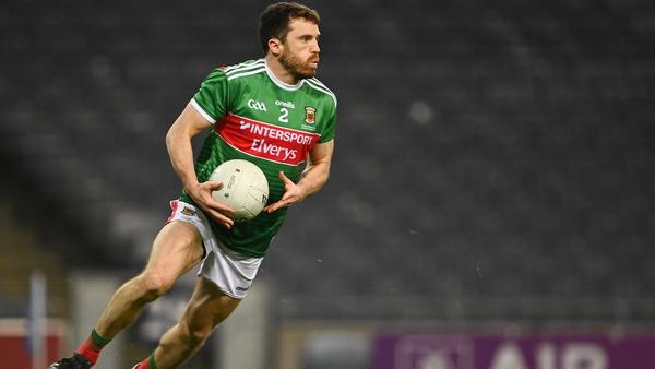 Chris Barrett in action against Dublin in last month's All-Ireland final