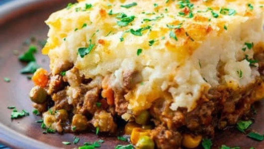 Nevens Recipes - Slow cooked Shepards pie also a risotto.
