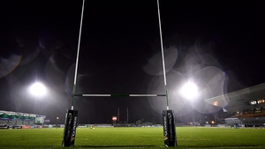 The Sportsground will hosnts Conacht v Ospreys on Sunday 24 January
