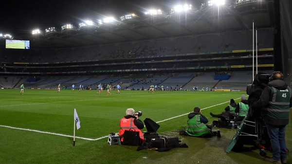 Dublin could lose home advantage for some games
