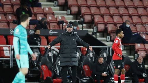 Jurgen Klopp has seen his side struggle for goals of late