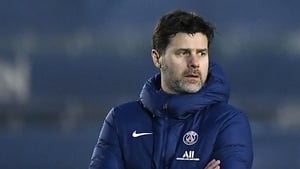 Pochettino took the job in Paris earlier this month