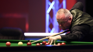 John Higgins triumphed 6-3 in the 70th meeting between the two long-standing rivals, which featured five centuries