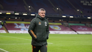 Solskjaer after the 1-0 win over Burnley which has put his side top of the table