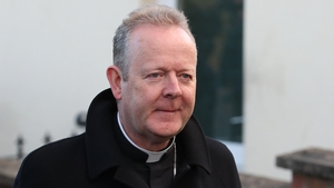 Eamon Martin said sorry for 'the terrible failures and crimes' that happened in the Church