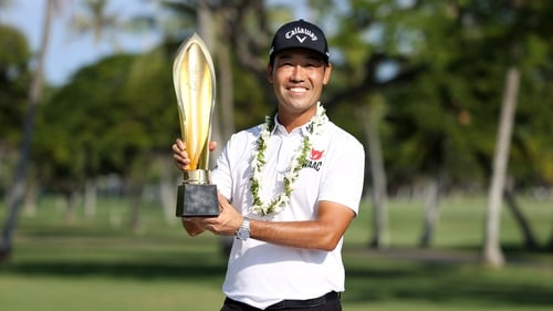 Kevin Na was a winner in 2021 but a loser when it came to the captain's picks for the Ryder Cup