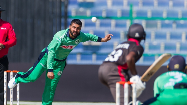 Singh did not concede a single boundary in his 10-over allocation