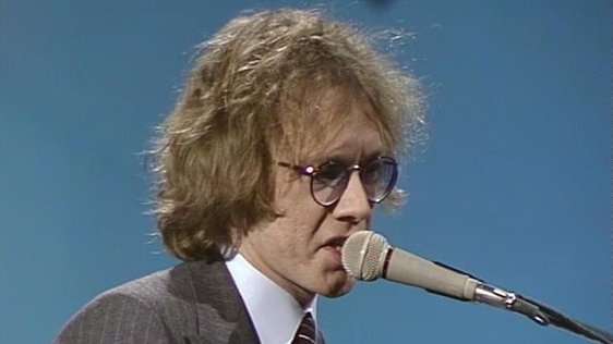 Warren Zevon on The Late Late Show (1981)