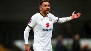 Richard Keogh has impressed at MK Dons this season