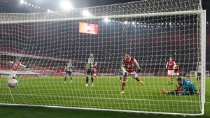 Pierre-Emerick Aubameyang wraps up the scoring in north London