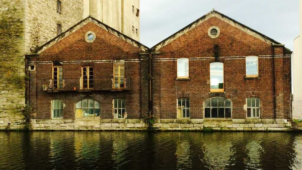 On the waterfront: The Factory Dublin as seen from the Grand Canal Dock Basin. Photo: National Performing Arts School https://www.npas.ie
