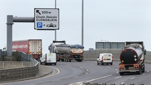 Traffic volumes have been rising more rapidly since travel restrictions lifted in May, new CSO figures show (Pic: RollingNews.ie)