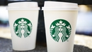 A Starbucks spokeswoman said: 'We are deeply sorry that this incident took place'